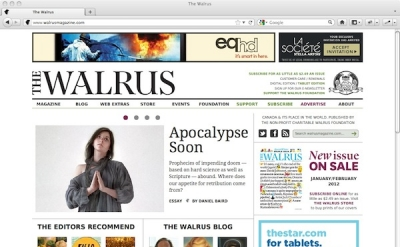 Walrus Magazine
