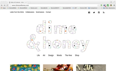 Dime & Honey blog