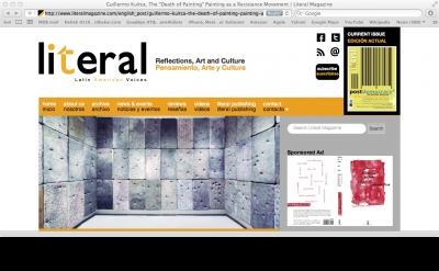 Literal Magazine - Latin American Voices