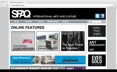 SFAQ - San Francisco Art Quarterly