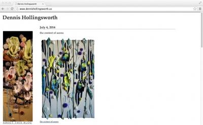Dennis Hollingsworth art blog