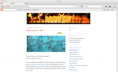 Best Of Art Blog