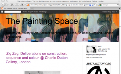 The Painting Space Art Blog