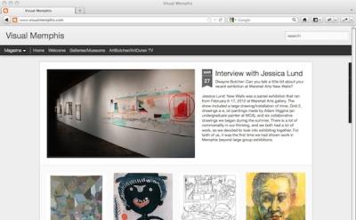 Visual Memphis Art Blog