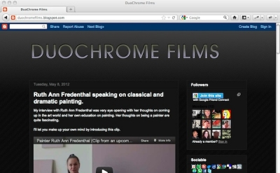 Duochrome Films art videos