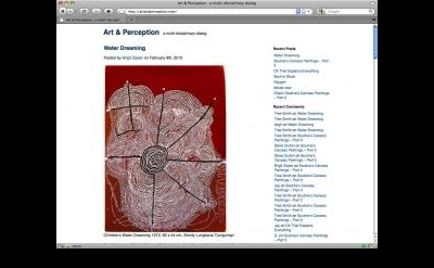 Art & Perception
