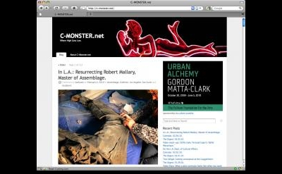 C-Monster blog
