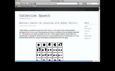 Catherine Spaeth blog
