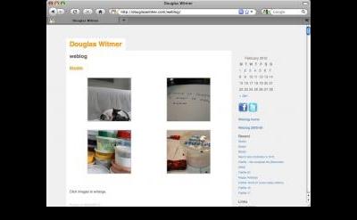 Douglas Witmer art blog