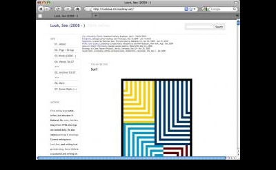 Look, See blog