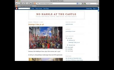 No Hassle At The Castle