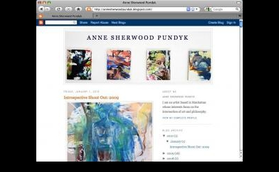 Anne Sherwood Pundyk blog