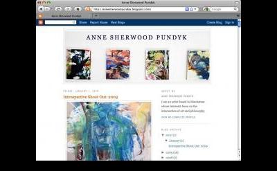 Anne Sherwood Pundyk blog