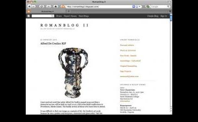 Romanblog II