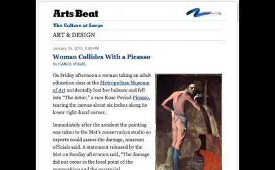 Arts Beat - New York Times