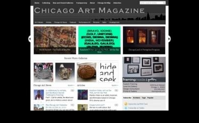 Chicago Art Magazine