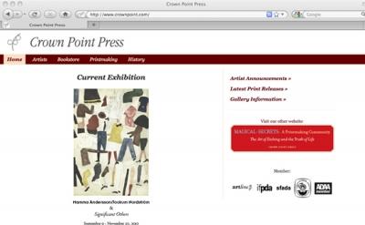 Crown Point Press