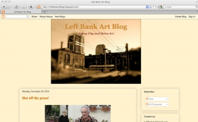 Left Bank Art Blog