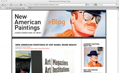 Arts Magazines & Arts Websites | Painters' Table