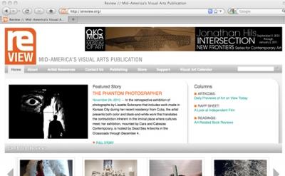 reVIEW art blog