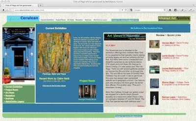 Abstract Art Online art blog