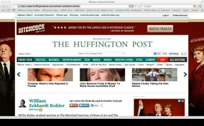 William Eckhardt Kohler: Huffington Post