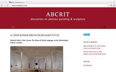 Abcrit Art blog