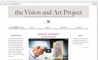 The Vision & Art Project