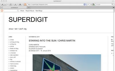 Superdigit blog