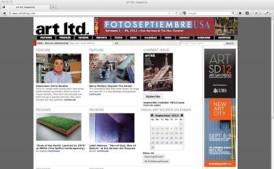 Art Ltd Magazine