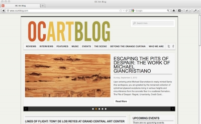 OC Art Blog