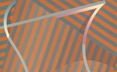 (detail) Tomma Abts, Zebe, 2010 (© Tomma Abts)
