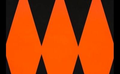 (detail) Ann Edholm, Var är himlen? Var? / Deportation III,  2011, Oil and wax o