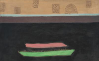 Milton Avery, Excursion on the Thames, 1953 (courtesy of Victoria Miro Gallery)