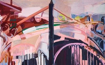 Sarah Awad, Desert Comfort, 2015  (courtesy of the artist and  Diane Rosenstein