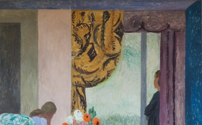 Vanessa Bell, The Other Room, late 1930s, 161 x 174 cm (Private Collection © The Estate of Vanessa Bell, courtesy of Henrietta Garnett)
