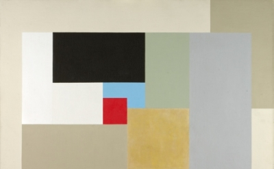 Ben Nicholson, 1937 (painting) (courtesy Courtauld Gallery)