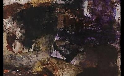 (detail) Bill Jensen, Dogan, 2011 Oil on linen 40 x 32 inches (courtesy Cheim &
