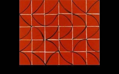Bettina Blohm, Great Escape, 2014, oil on Linen, 68 x 84 inches (courtesy of Mar