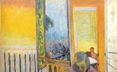 Pierre Bonnard, Breakfast by the Radiator, 1930