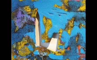 (detail) Martin Bromirski, Untitled, 2011, 12 x 24 inches (courtesy Storefront B
