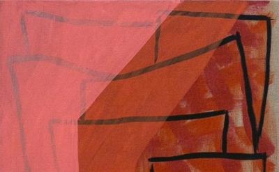 (detail) Alice Browne, Overlap, 2013, oil on linen, 52 x 45 cm (courtesy of the