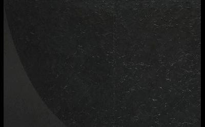 (detail) Alberto Burri, Nero Cellotex (courtesy Fondazione Palazzo Albizzini Col