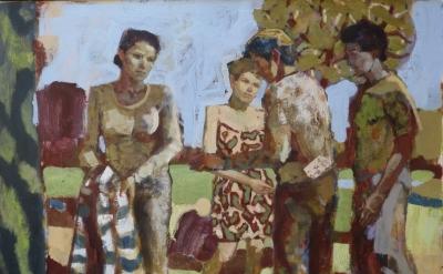 Jim Byrne, Carousel, 2013 (courtesy of the artist)
