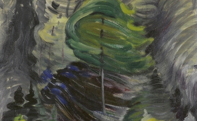 (detail) Emily Carr,