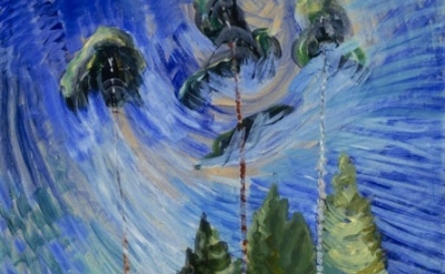 (detail) Emily Carr, Untitled 1938–9 (courtesy Vancouver Art Gallery / photo Tre