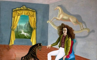 Leonora Carrington, Self-Portrait, ca. 1937–38 (© 2015 Artists Rights Society (A