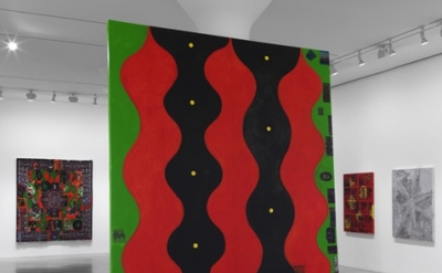 Installation View: Chris Martin at Mitchell-Innes & Nash, New York