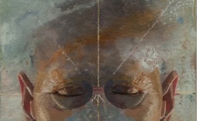 (detail) Susanna Coffey, Blanche, 2011, oil on panel, 15 x 12 inches (courtesy o