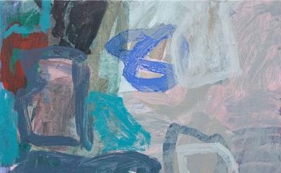 Inga Dalrymple, Good Reasons, 2011, acrylic on canvas, 50 x 60cm (courtesy of th